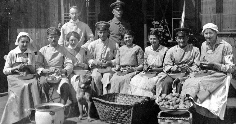 Betegségek régen és most, avagy a világháború tanulságai