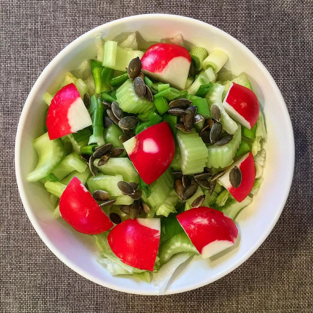 Nyers zöldségek előnyei