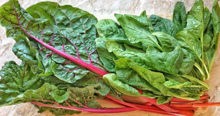 Szívritmus-változékonyság javítása leveles zöldekkel