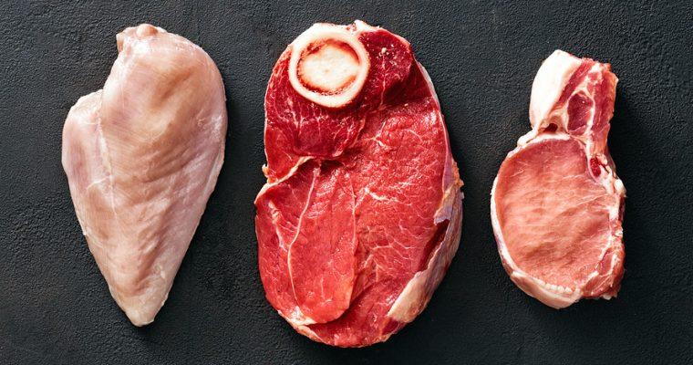 A vörös és fehér húsok egyaránt rossz hatással vannak a koleszterinre