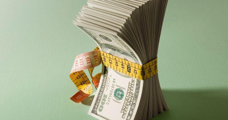 Könnyebb lefogyni, ha a pénzed bánja? Úgy tűnik igen!
