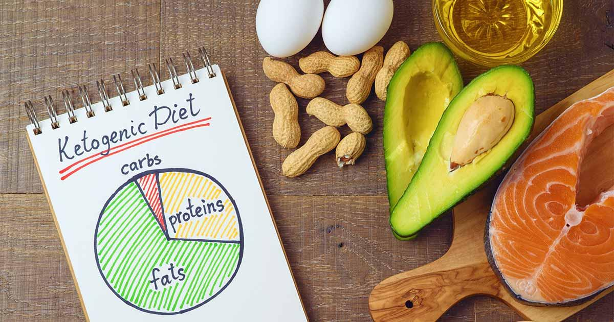 Növényi alapú táplálkozás és a vegyes étrendű ketogén diéta