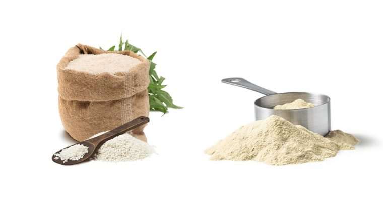 Vegán rizsfehérje hatékonysága sportolóknál